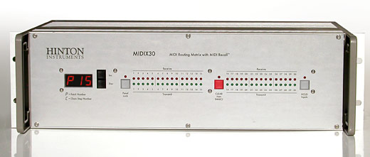 MIDIX30 Matrix